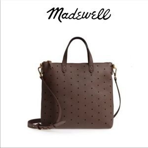 Madewell Mini Transport Leather